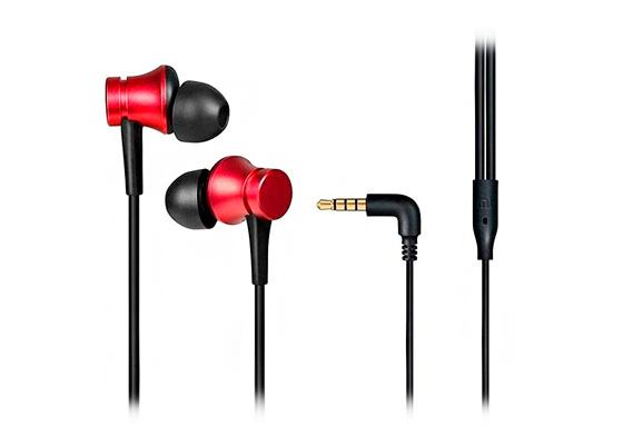Xiaomi Mi In-ear Basic Auriculares Intrauditivos Rojo