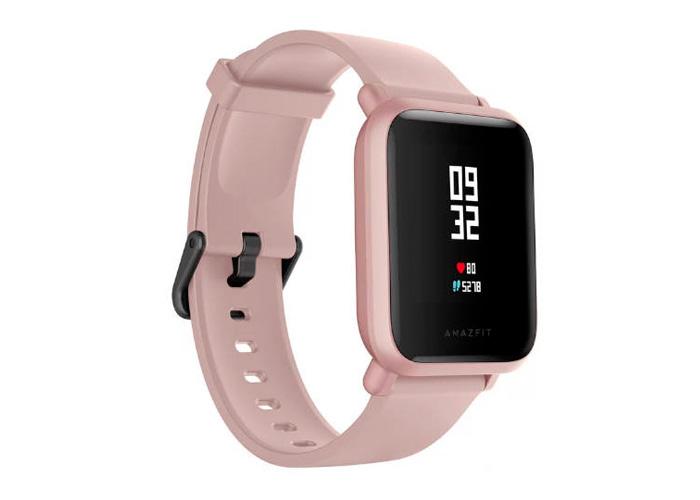 Xiaomi Huami Amazfit BIT Lite Smartwatch Rosa