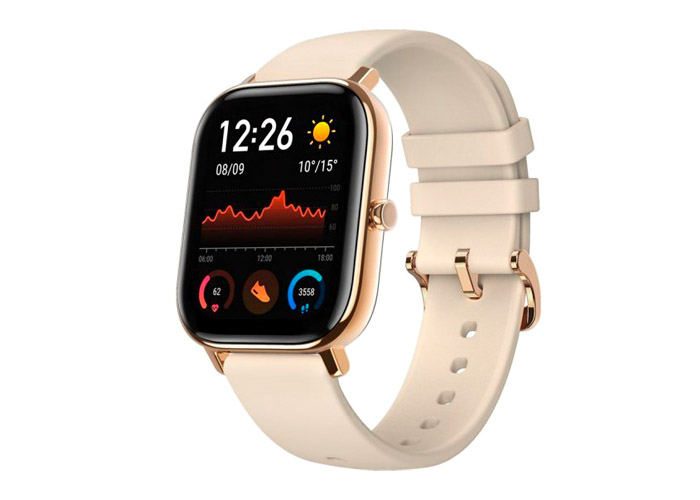 Xiaomi Huami Amazfit GTS Smartwatch Dorado
