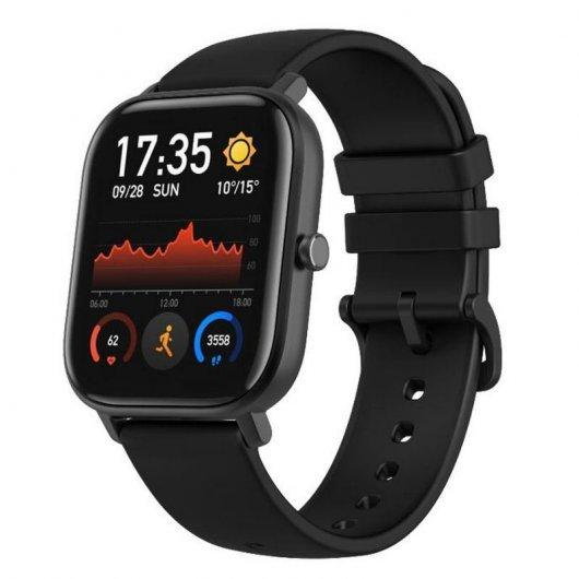 Xiaomi Huami Amazfit GTS Smartwatch Negro