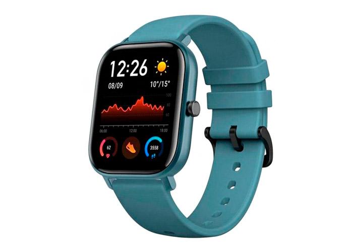 Xiaomi Huami Amazfit GTS Smartwatch Azul