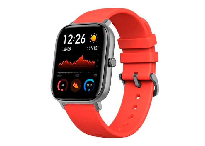 Xiaomi Huami Amazfit GTS Smartwatch Naranja