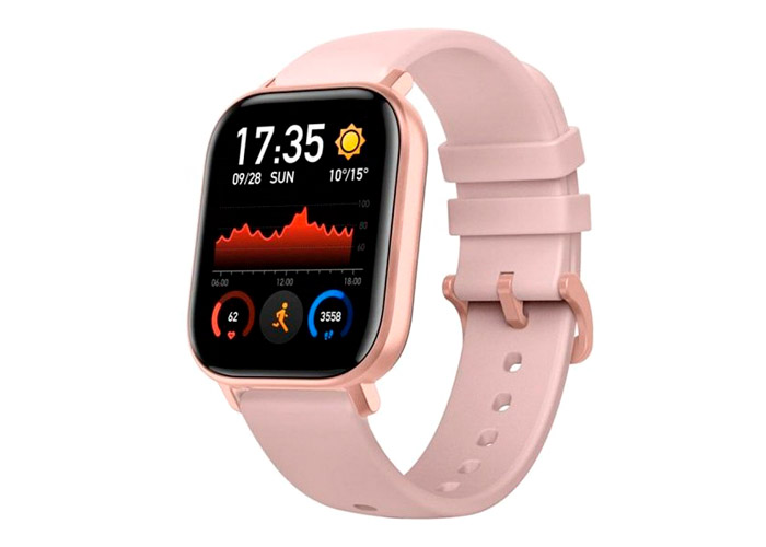 Xiaomi Huami Amazfit GTS Smartwatch Rosa