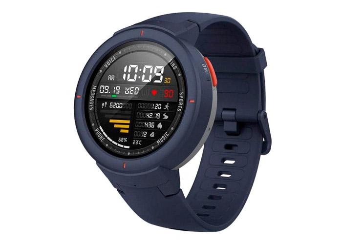 Xiaomi Huami Amazfit Verge Smartwatch Azul