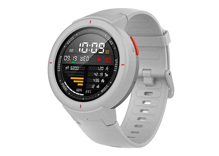 Xiaomi Huami Amazfit Verge Smartwatch Blanco