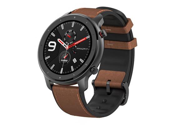 Xiaomi Huami Amazfit GTR Smartwatch 47mm Aluminio