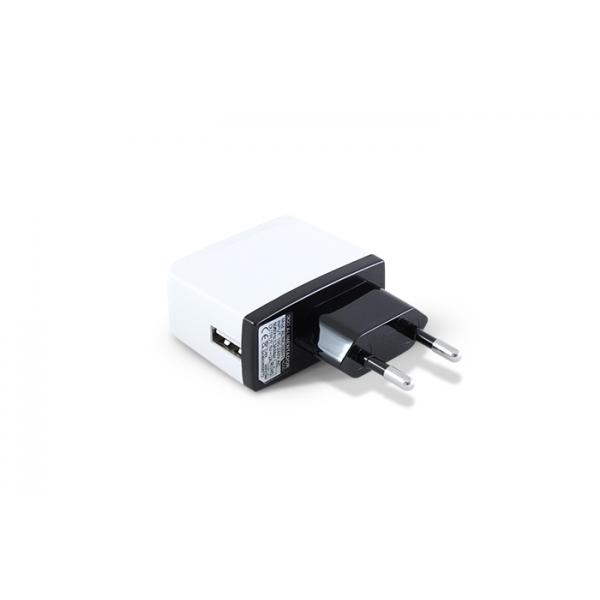 3GO Cargador de Red USB 1 Puerto 5V 2A
