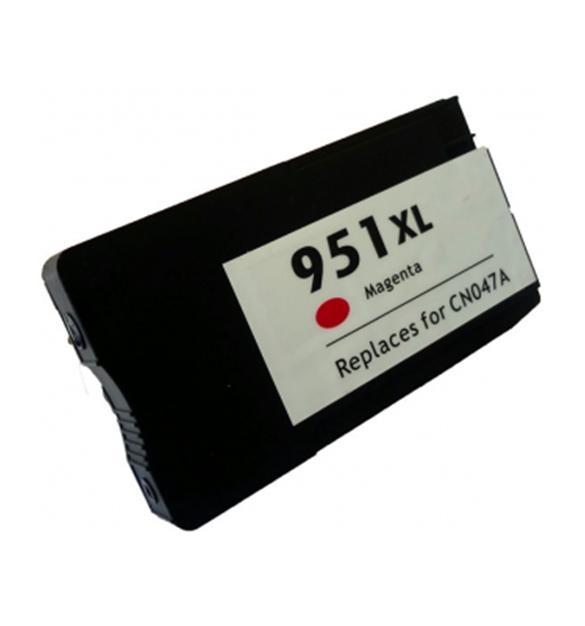 HP 951XL V4/V5 MAGENTA CARTUCHO DE TINTA GENERICO CN047AE/CN051AE