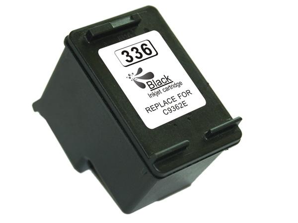 HP 336 NEGRO CARTUCHO DE TINTA REMANUFACTURADO C9362EE