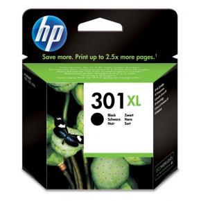 HP 301XL NEGRO CARTUCHO DE TINTA ORIGINAL CH563EE