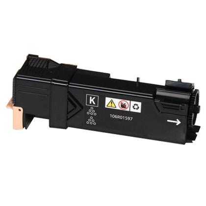 XEROX PHASER 6500 NEGRO CARTUCHO DE TONER GENERICO 106R01597