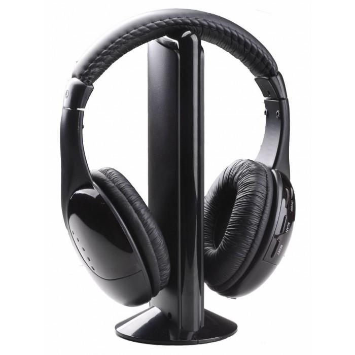 L-Link Auriculares Inalambricos con Microfono 5 en 1