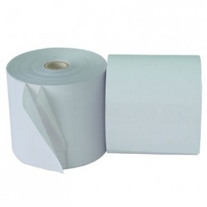 Rollo de Papel Termico 80x65x12 mm