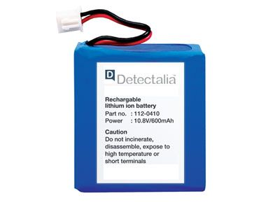 Detectalia Bateria para D150/D155