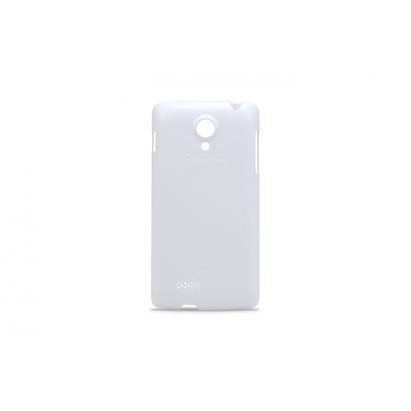 3GO Droxio B45 Funda Plastico Blanca
