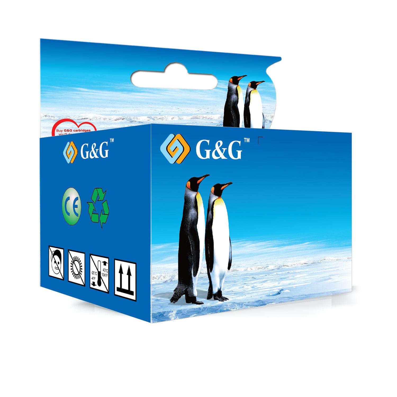 G&G BROTHER LC980/LC1100 AMARILLO CARTUCHO DE TINTA GENERICO LC-980Y/LC-1100Y