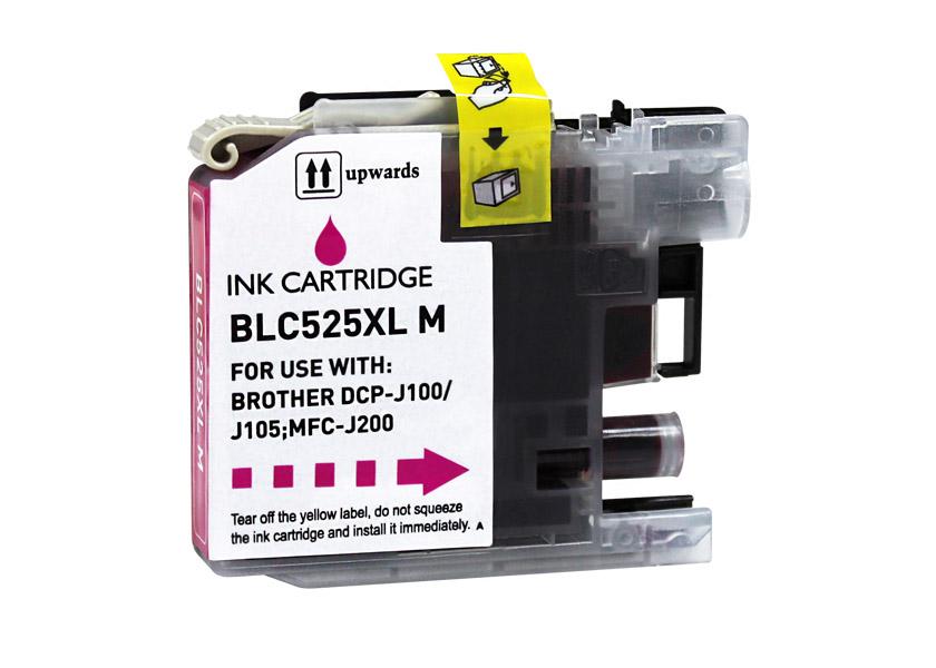BROTHER LC525XL MAGENTA CARTUCHO DE TINTA GENERICO LC525XLM