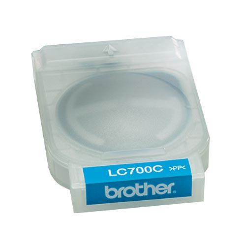 (DESCATALOGADO) BROTHER LC700 CYAN CARTUCHO DE TINTA GENERICO