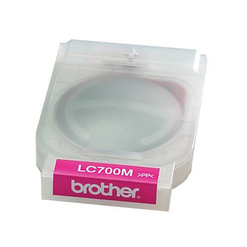 (DESCATALOGADO) BROTHER LC700 MAGENTA CARTUCHO DE TINTA GENERICO