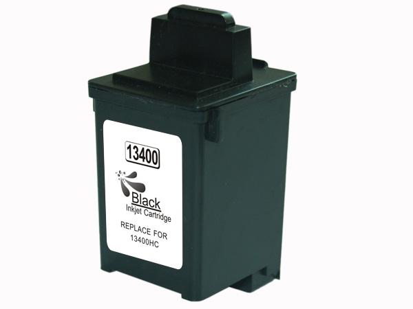 Lexmark 13400hc negro Tinta remanufacturado