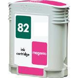 HP 82 magenta Tinta remanufacturado c4912a