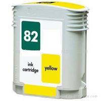 HP 82 amarillo Tinta remanufacturado c4913a
