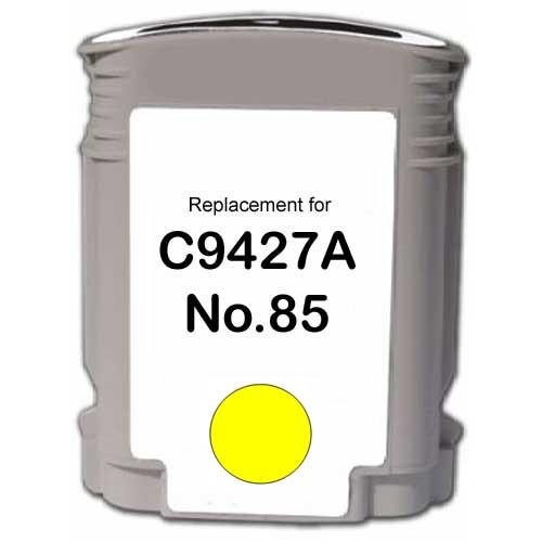 HP 85 amarillo Tinta remanufacturado c9427a
