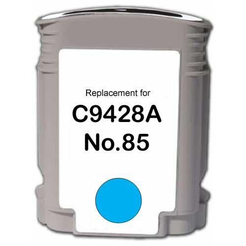 HP 85 cian light Tinta remanufacturado c9428a