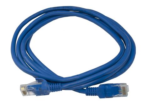 3GO Cable de Red RJ45 Cat.5 latiguillo 2m
