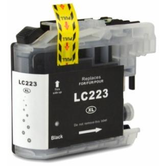 BROTHER LC223/LC221 V2/V3 NEGRO CARTUCHO DE TINTA GENERICO LC223BK/LC221BK (CHIP ULTIMA ACTUALIZACION)