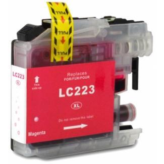 BROTHER LC223/LC221 V2/V3 MAGENTA CARTUCHO DE TINTA GENERICO LC223M/LC221M (CHIP ULTIMA ACTUALIZACION)