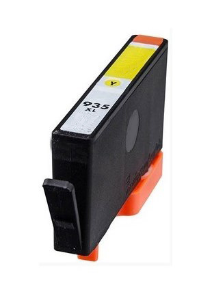 HP 935XL V4/V5 AMARILLO CARTUCHO DE TINTA GENERICO C2P26AE/C2P22AE