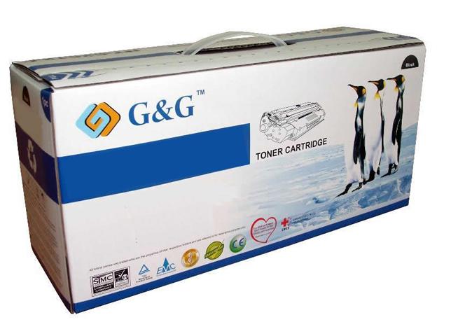 G&G XEROX PHASER 6110 CYAN CARTUCHO DE TONER GENERICO 106R01271