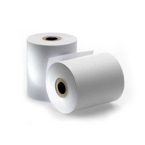 Rollo de Papel Autocopiativo 76x65x12 mm