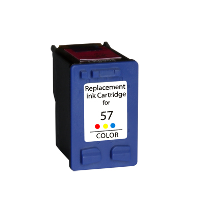 HP 57 tricolor Tinta remanufacturado c6657ge/c6657ae