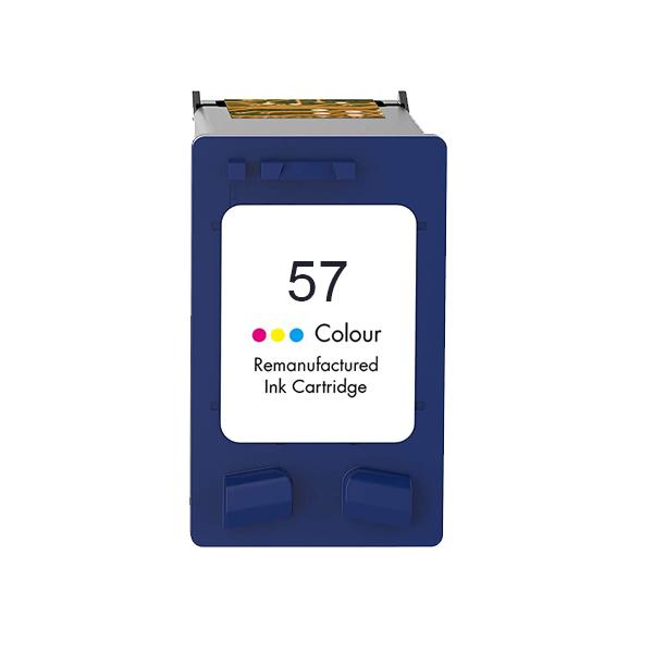 Compatible HP 57 color tinta - Reemplaza C6657AE/C6657GE