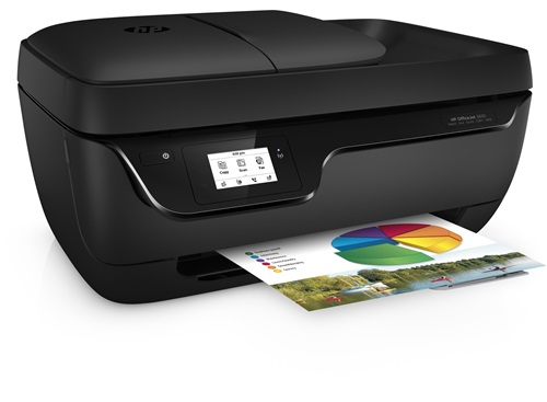 HP OfficeJet 3833 Multifuncion Color WiFi