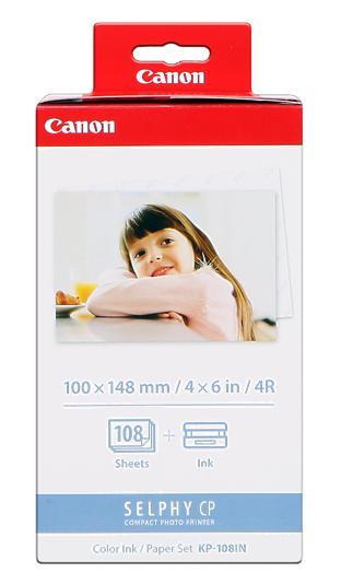 CANON KP-108IN VALUE PACK ORIGINAL 3115B001