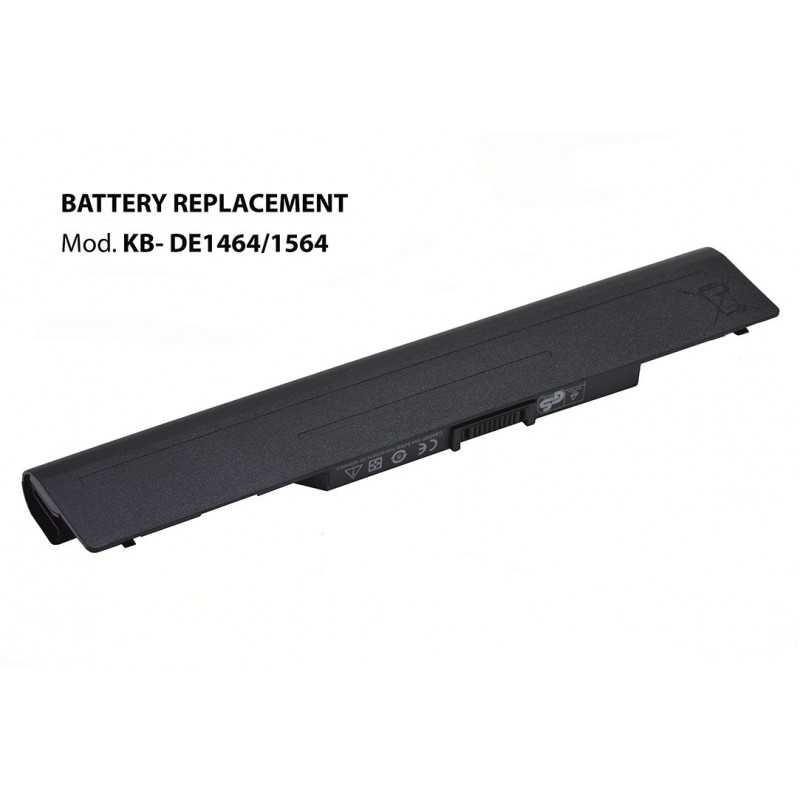 Kloner KB-DE1464/1564 Bateria para Dell 10.8V 4400mAh
