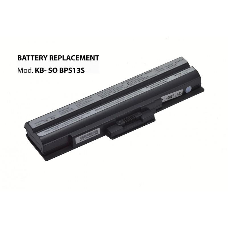 Kloner KB-SOBPS13S Bateria para Sony 10.8V 4400mAh