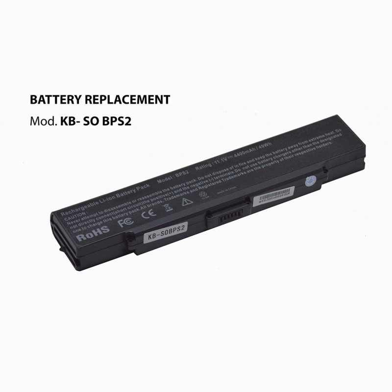 Kloner KB-SOBPS2 Bateria para Sony 14.8V 2200mAh
