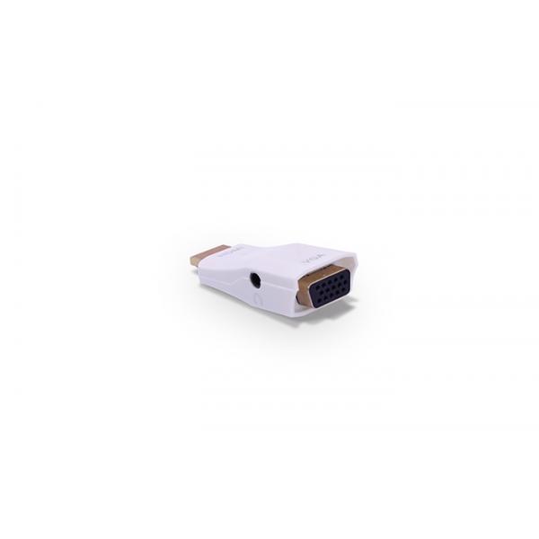 3GO A127 Adaptador VGA a HDMI hembra/macho
