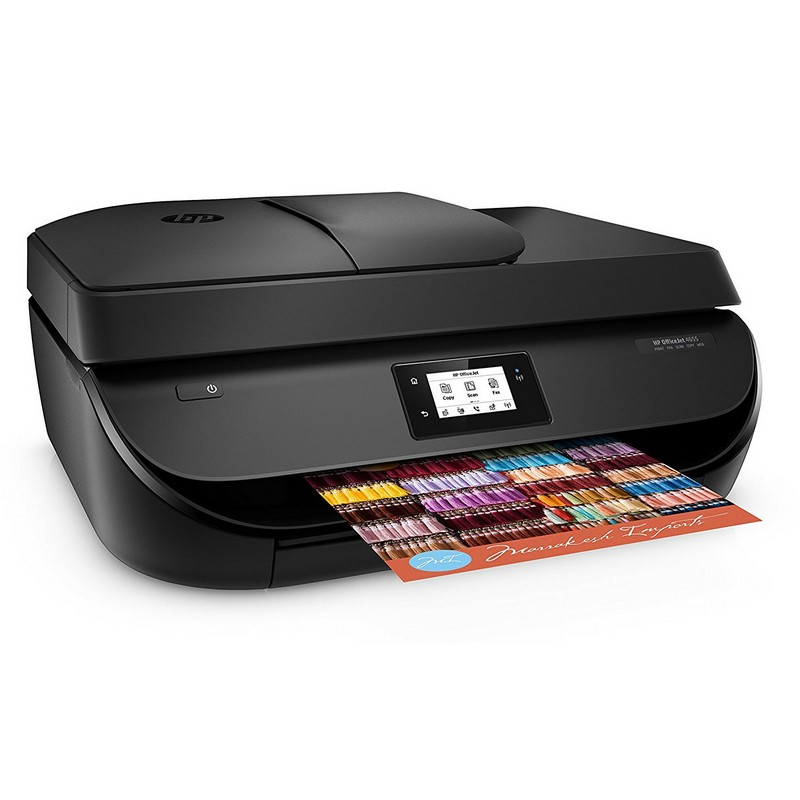 HP Officejet 4655 Multifuncion Color Wifi