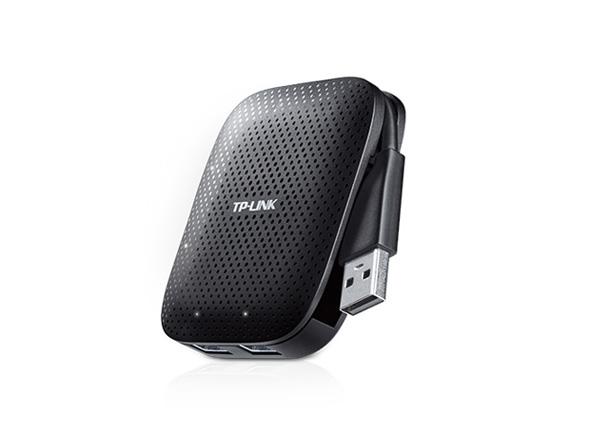 TP-Link UH400 Hub Portatil de 4 Puertos USB 3.0