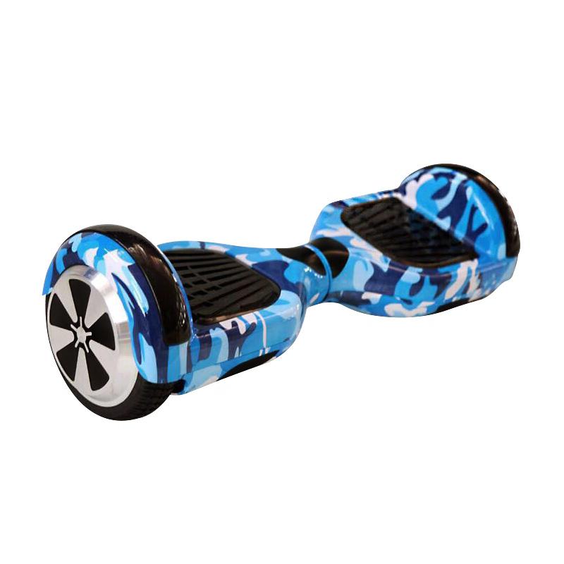 Q7 Patin Electrico Hoverboard 6.5 Azul