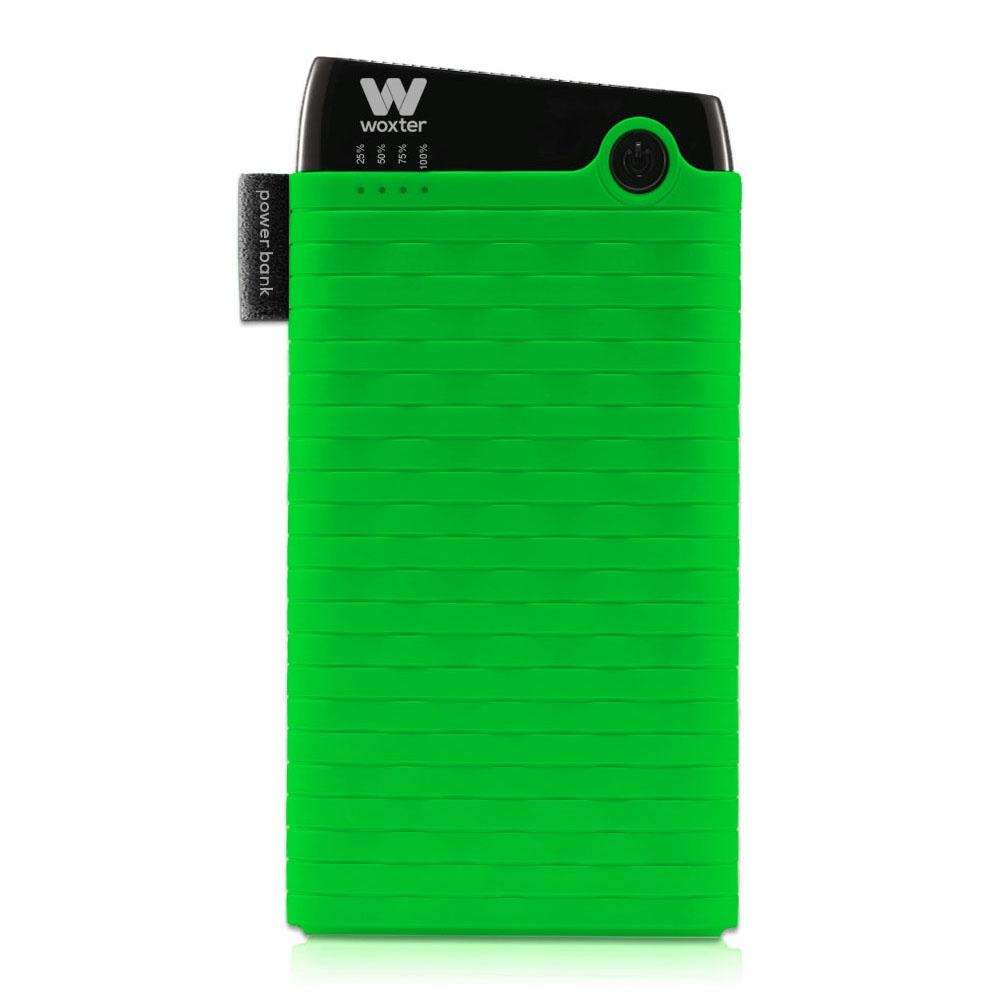Woxter PE26-127 Bateria Externa/Power Bank 6000mAh Verde