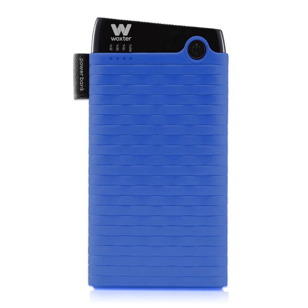 Woxter PE26-126 Bateria Externa/Power Bank 6000mAh Azul