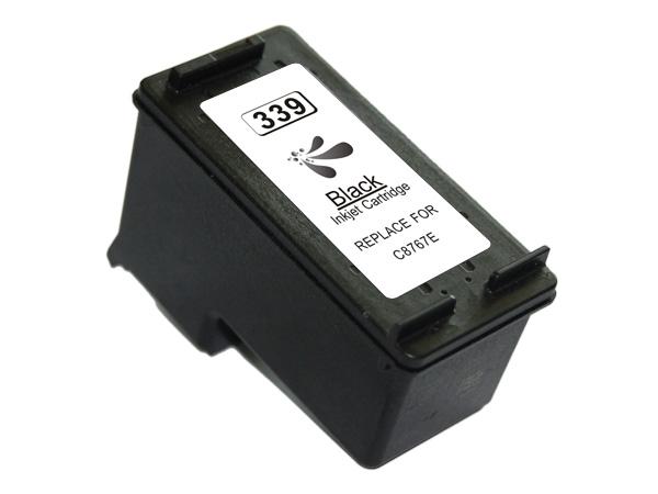 Compatible HP 339 negro tinta - Reemplaza C8767EE