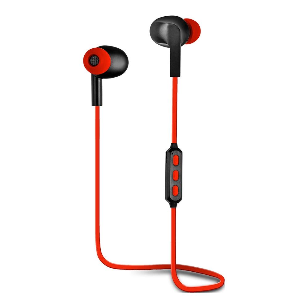 Woxter AP26-023 Auriculares Inalambricos Airbeat BT5 4.2 Rojo