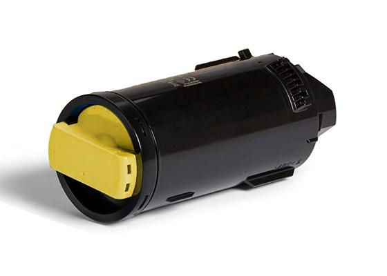 Compatible Xerox VersaLink C600/C605 toner amarillo - Reemplaza 106R03922/106R03906/106R03898